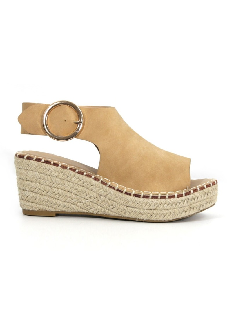 san francisco buying cheap buying cheap Catherine Malandrino Cirkly Espadrille Wedge Sandal | Shoes