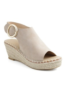 Catherine Malandrino Cirkly Espadrille Wedge Sandal