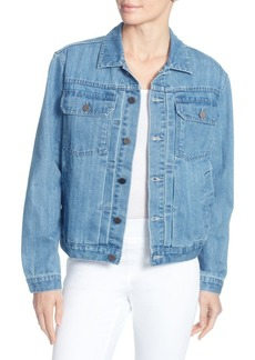 Catherine Malandrino Cole Denim Jacket