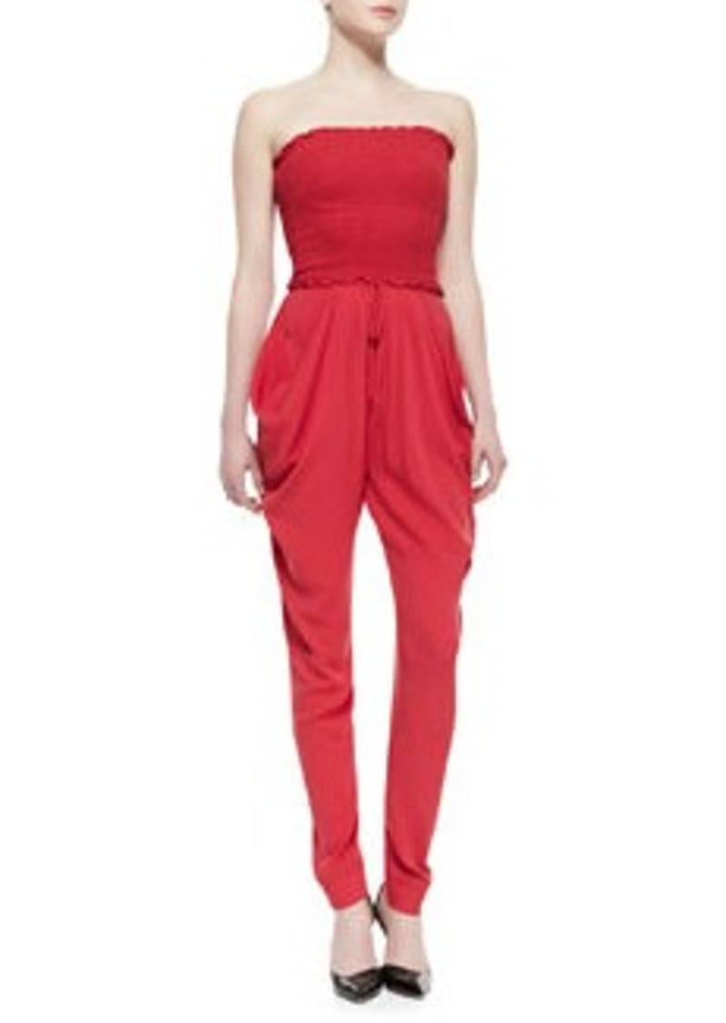 Catherine Malandrino Finesse Strapless Jumpsuit   Finesse Strapless Jumpsuit