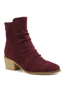 Catherine Malandrino Frances Slouch Ankle Bootie
