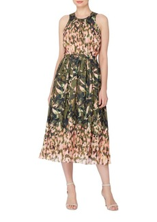 Safari Sojourn Alfie Printed Dress