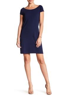 Catherine Malandrino Short Raglan Sleeve Dress