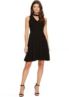 Sleeveless Pieced Dress