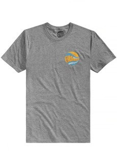 C&C California C & C California Men's Double Daze Tri-Blend Graphic-Print T-Shirt
