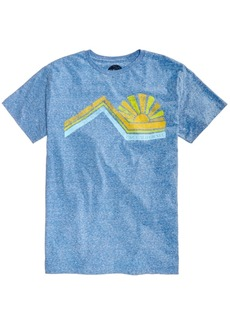 C&C California C & C California Men's Into The Sun Heather Graphic-Print T-Shirt