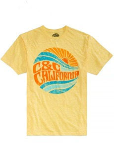 C&C California C & C California Men's Sunny Daze Graphic-Print T-Shirt