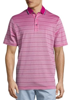 C&C California COLLECTION Skinny Stripe Pique Polo