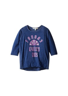 C&C California Graphic Long Sleeve Top (Little Kids/Big Kids)