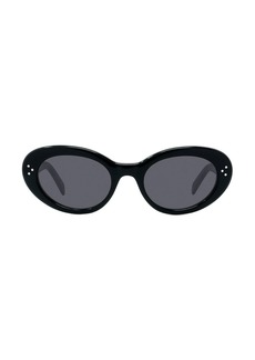 Celine 50MM Oval Sunglasses