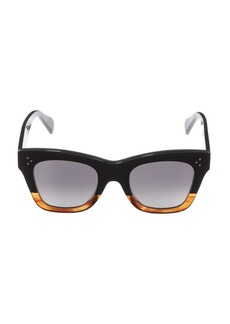 Celine 50MM Oversized Cat Eye Sunglasses