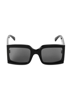 Celine 60MM Square Sunglasses