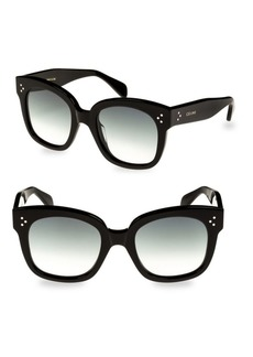 Celine Black Square Sunglasses