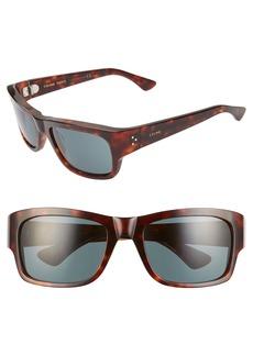 CELINE 56mm Rectangle Sunglasses