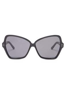 Celine Eyewear Butterfly acetate sunglasses
