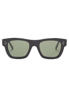 Celine Eyewear Square acetate sunglasses