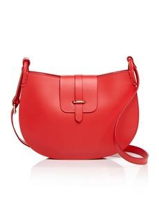 Celine Lefebure Adriana Oversized Leather Saddle Bag