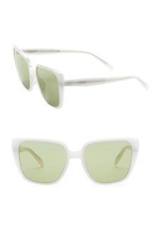 Celine CL40047I Oversized Cateye Sunglasses