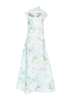 Celine CÉLINE - Long dress