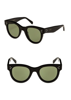 Celine Céline 48mm Cat Eye Sunglasses