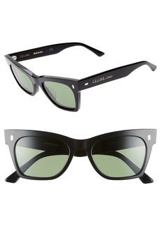 CELINE 51mm Smart Fit Sunglasses