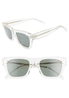 CELINE 51mm Square Sunglasses