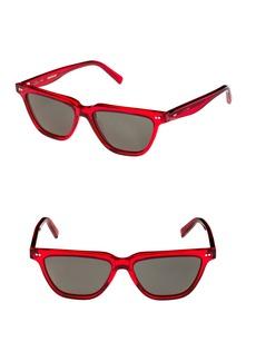 Celine Céline 53mm Rectangular Sunglasses