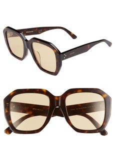 Celine Céline 53mm Square Photochromic Sunglasses