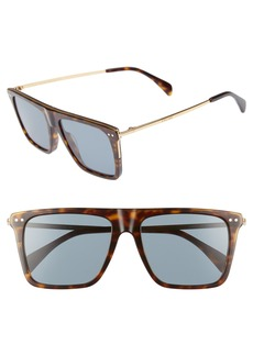 Celine Céline 54mm Flat Top Sunglasses