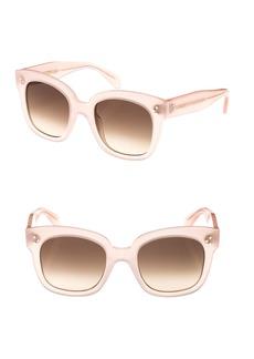 Celine Céline 54mm Square Sunglasses