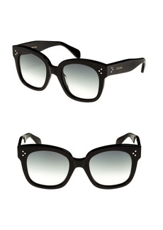 Celine Céline 54mm Square Sunglasses