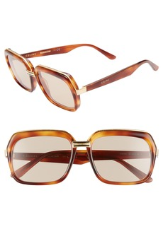 CELINE 56mm Smart Fit Sunglasses