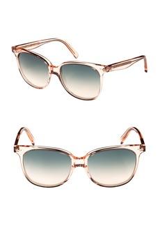 Celine Céline 57mm Square Sunglasses