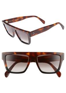 Celine Céline 59mm Square Sunglasses