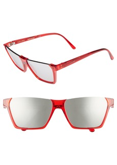 Celine Céline 60mm Cat Eye Sunglasses
