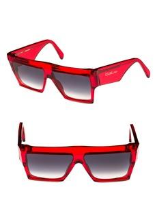 Celine Céline 60mm Flat Top Sunglasses