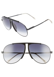 Celine Céline 62mm Aviator Sunglasses