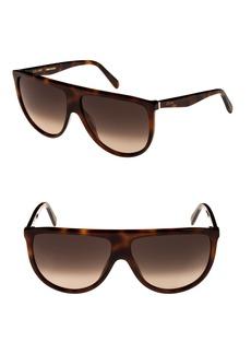 Celine Céline 62mm Pilot Sunglasses