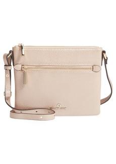 dac002e03cac Celine Céline Dion Adagio Leather Crossbody Bag