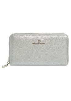 Celine Céline Dion Adagio Leather Wallet