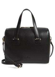 Celine Céline Dion Triad Leather Satchel