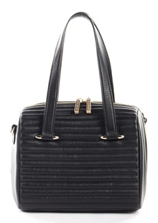 Celine Céline Dion Vibrato Quilted Lambskin Leather Tote