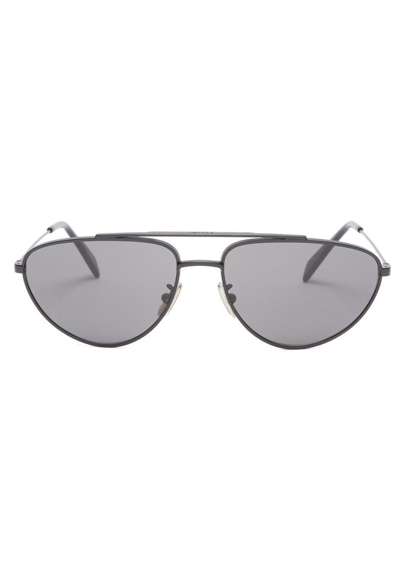 68ed64b7d690 Celine Céline Eyewear Aviator metal sunglasses