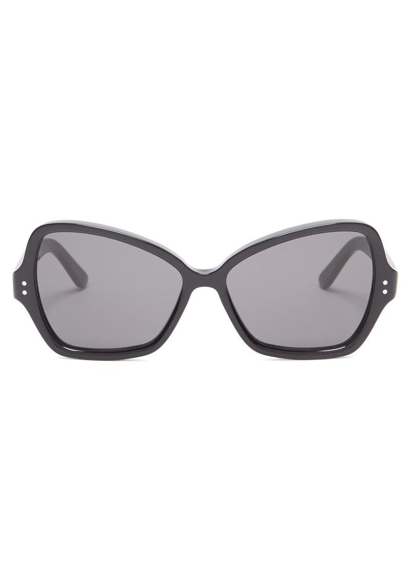 e8b5b111a97b7 Celine Celine Eyewear Butterfly acetate sunglasses