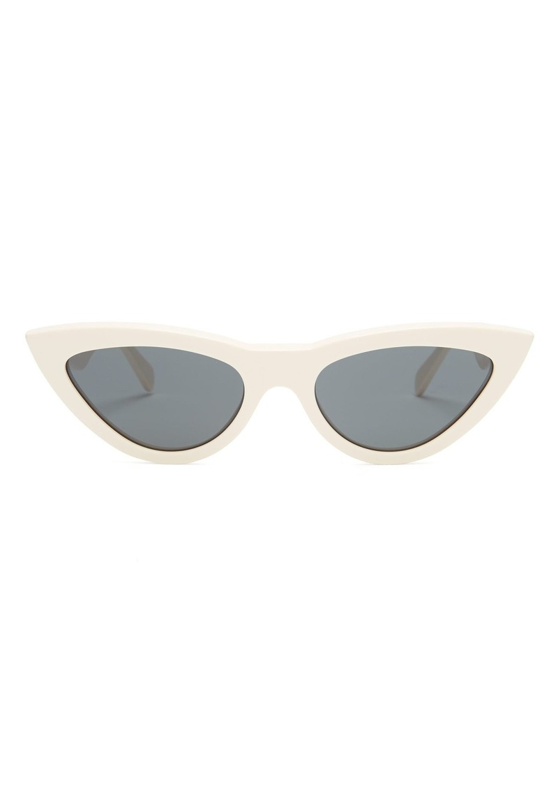 a4b7ace1ceca Celine Céline Eyewear Cat-eye acetate sunglasses