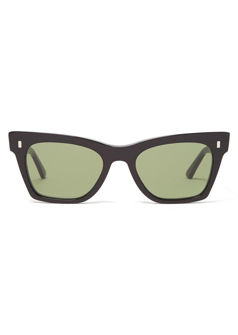 99d87e89cdb Celine Céline Eyewear Cat-eye acetate sunglasses