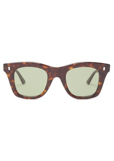 Celine Céline Eyewear Cat-eye square-frame sunglasses