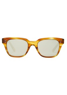 Celine Céline Eyewear Mirrored D-frame sunglasses