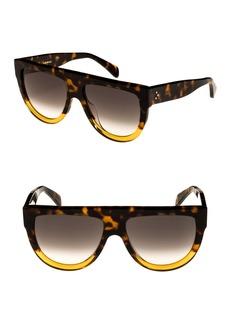 Celine Céline Flat Top Sunglasses