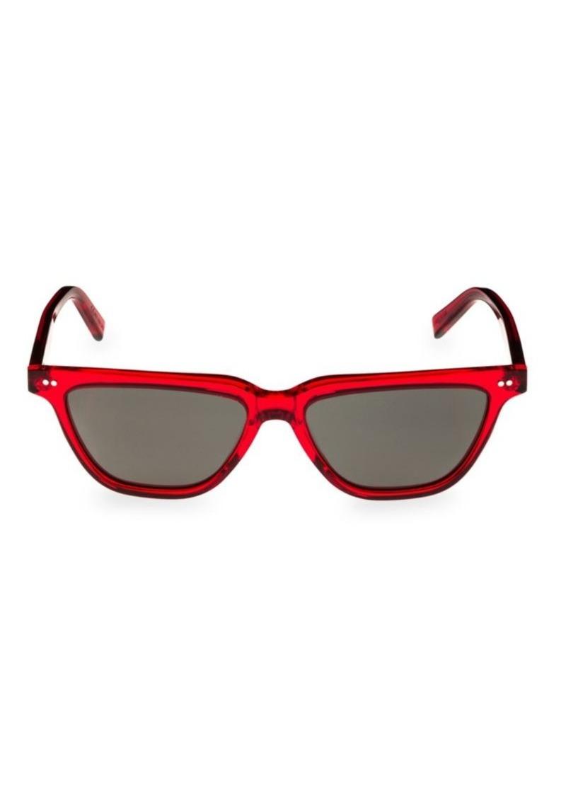 48cb2e849cb0 Celine Flat-Top Geometric Sunglasses | Sunglasses